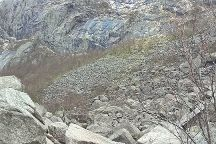 Gloppedalsura Rock Fall, Algard, Norway