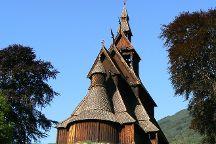 Hopperstad stavkirke, Sogn og Fjordane, Norway