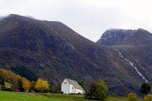 Kvinnherad Church, Rosendal, Norway
