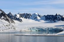 Magdalenefjord Svalbard, Spitsbergen, Norway