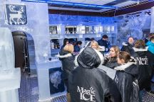 Magic Ice Bar Bergen, Bergen, Norway