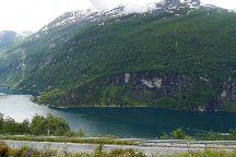 Ornevegen - Ornesvingen, Geiranger, Norway