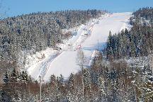 Tryvann Ski Resort, Oslo, Norway