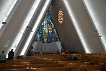 The Arctic Cathedral, Tromsdalen, Norway