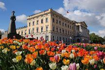 Slottsplassen, Oslo, Norway