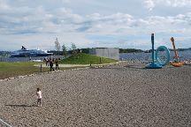 Tjuvholmen Sculpture Park, Oslo, Norway