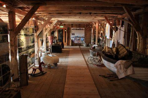 Akrehamn Kystmuseum, Akrehamn, Norway