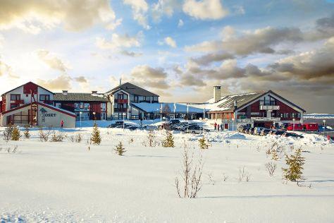 Guild Hall Oset Hoyfjellshotell, Gol, Norway