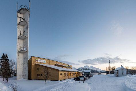 Midt-Troms Museum, Bardufoss, Norway