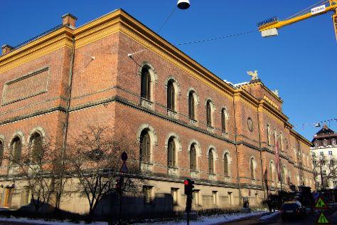 National Gallery of Norway Nasjonalgalleriet, Oslo, Norway