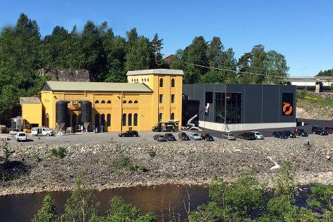 Nogne O, Grimstad, Norway