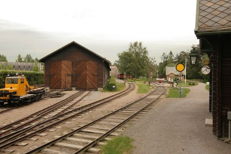 Norwegian Railway Museum, Hamar, Norway