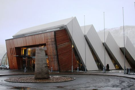 Polaria, Tromso, Norway