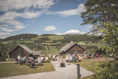 Proysenhuset, Ringsaker, Norway