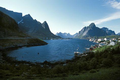 Reinebringen, Reine, Norway