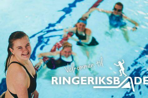 Ringeriksbadet, Honefoss, Norway