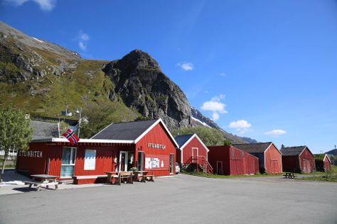 Steinbiten, Ramberg, Norway