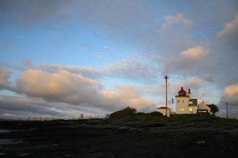 Tungenes Fyr, Randaberg, Norway