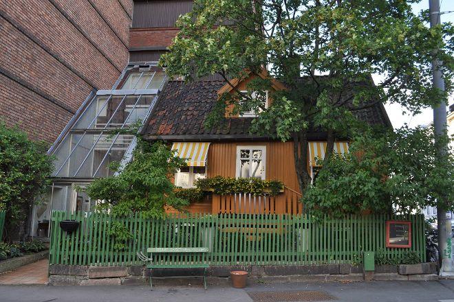 Albin Upp Gallery & Art Cafe, Oslo, Norway