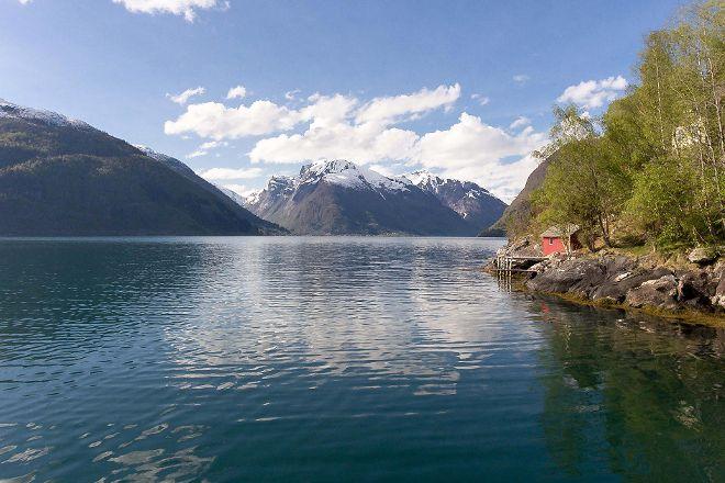 Balestrand Fjord Angling, Balestrand, Norway