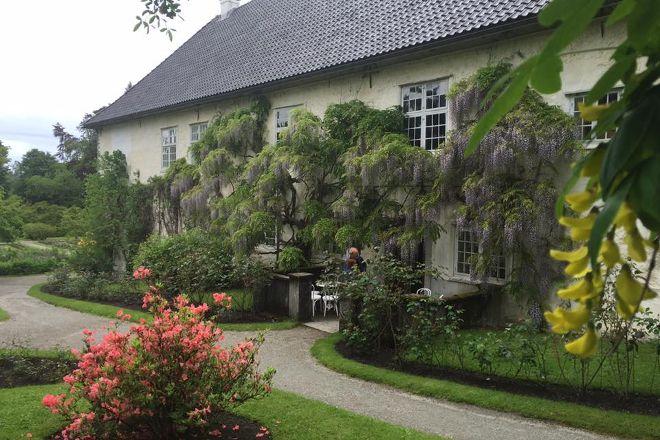 Baroniet Rosendal, Rosendal, Norway