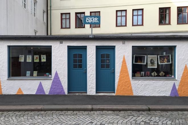 Blekk, Bergen, Norway
