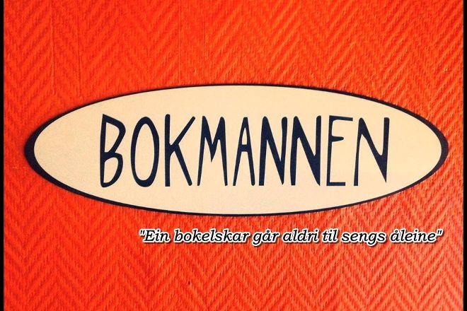 Bokmannen, Volda, Norway