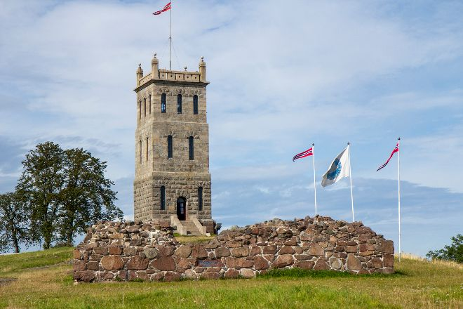 Castle Rock Tower, Tonsberg, Norway
