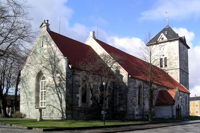 Church of Our Lady, Trondheim, Norway