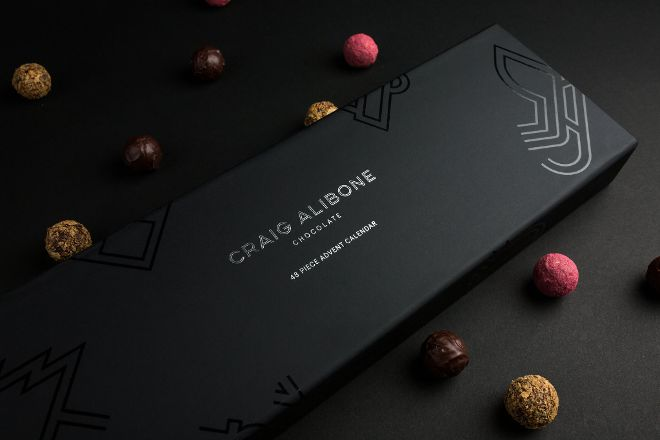 Craig Alibone Chocolate, Bodo, Norway
