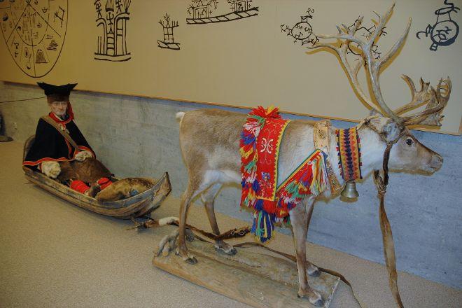 De Samiske Samlinger - The Sami museum in Karasjok, Karasjok, Norway