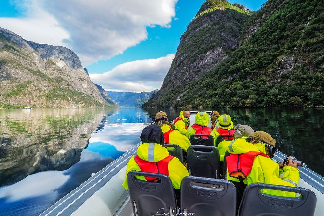 FjordSafari, Flam, Norway