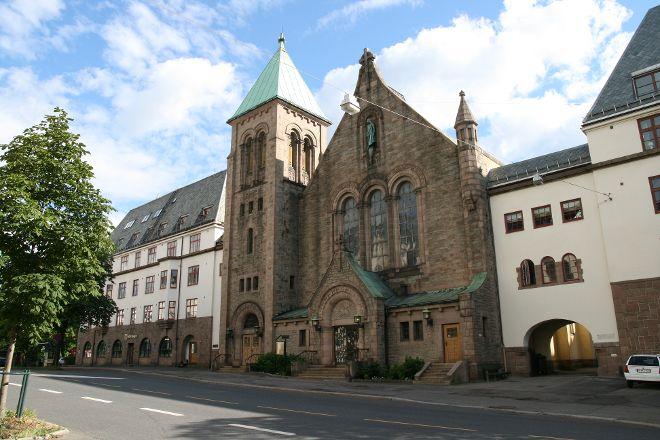 Frogner Church, Oslo, Norway