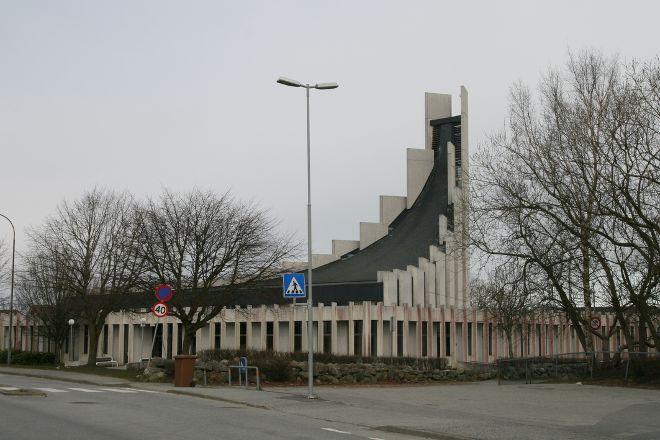 Gand Kirke, Sandnes, Norway