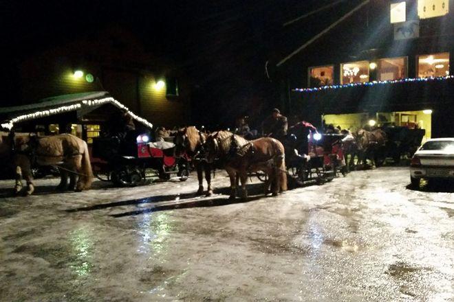 Geilo Hestesenter, Geilo, Norway