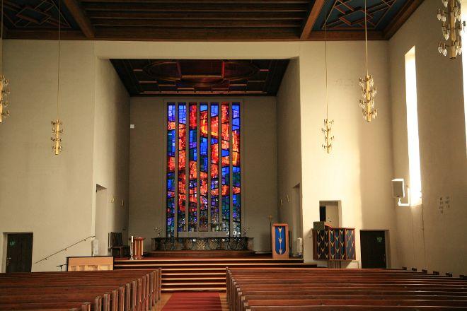 Grefsen Church, Oslo, Norway