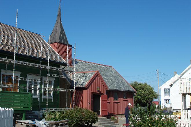 Grip Stave Church, Kristiansund, Norway