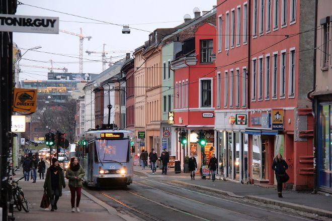 Grunerlokka, Oslo, Norway