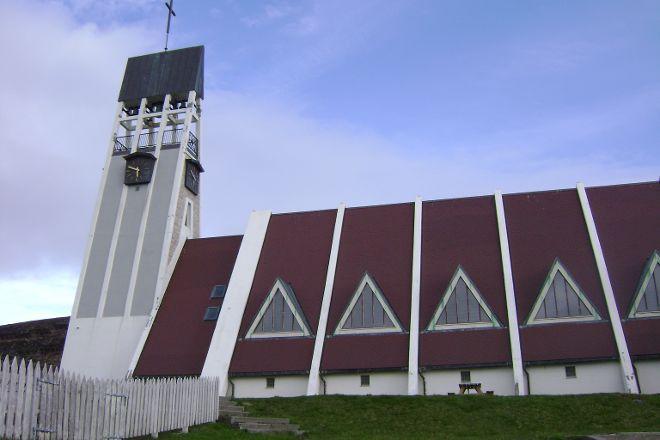 Hammerfest Church, Hammerfest, Norway