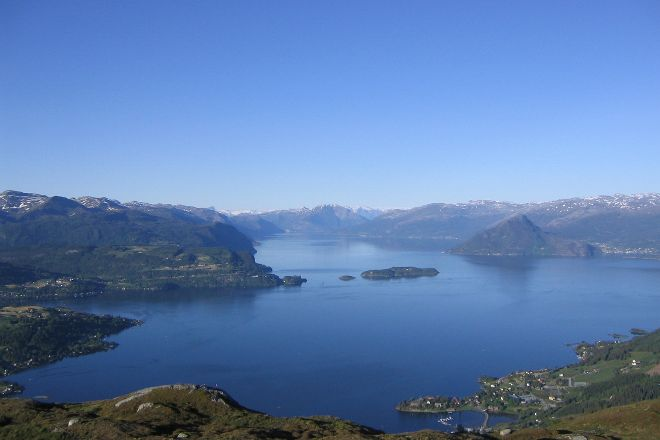 Hardangerfjord, Bergen, Norway