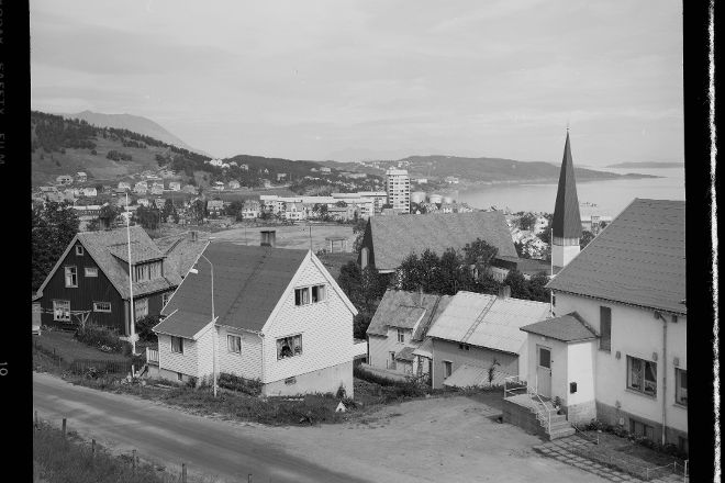 Harstad Church, Harstad, Norway