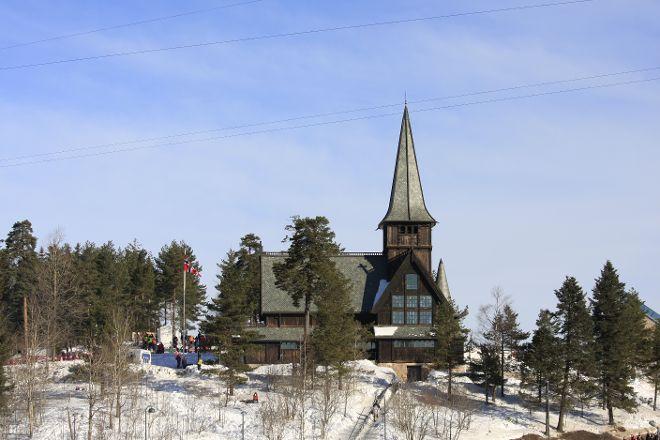 Holmenkollen Chapel, Oslo, Norway