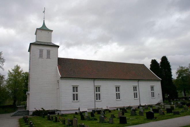 Hoyland Church, Sandnes, Norway