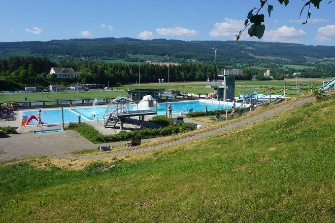 Jorekstad Waterpark, Lillehammer, Norway