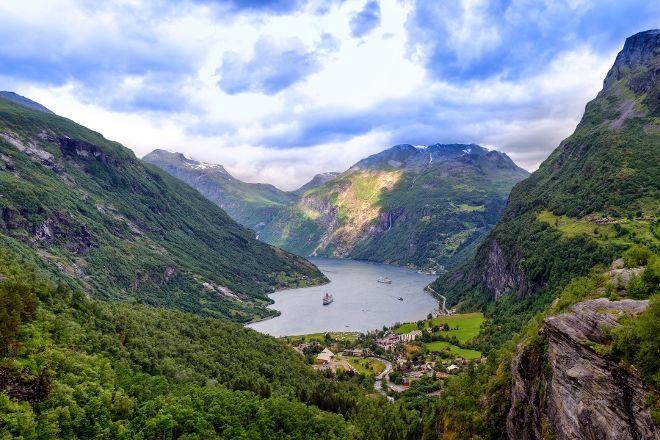 Losta, Geiranger, Norway