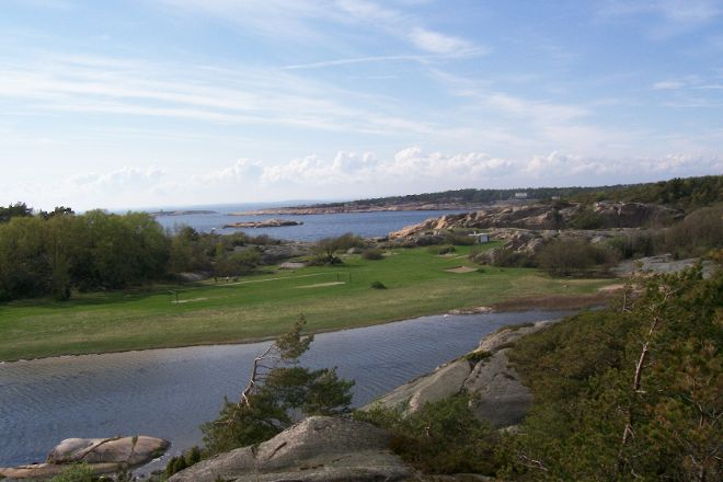 Maerrapanna Bathing and Recreational Area, Gressvik, Norway