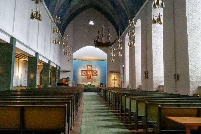 Molde Cathedral, Molde, Norway