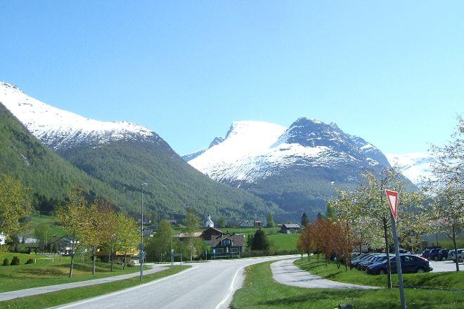 Mount Skala, Stryn, Norway