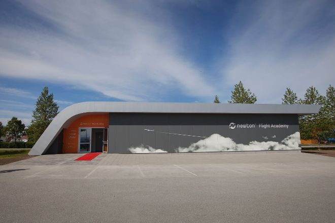 Newton Flight Academy, Bodo, Norway
