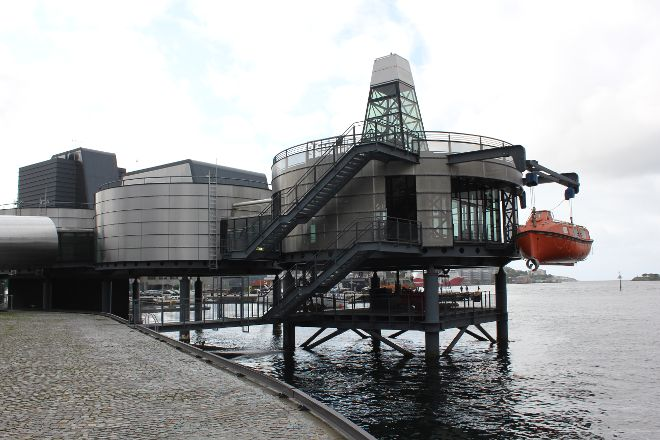Norwegian Petroleum Museum, Stavanger, Norway